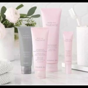 Combination Oily TimeWise Skin Care Regimen